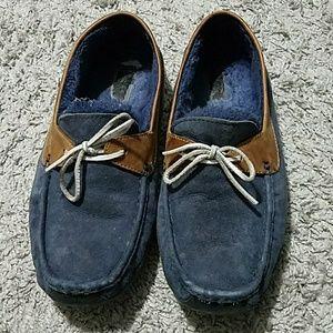 UGG Mens Moccasin Loafers